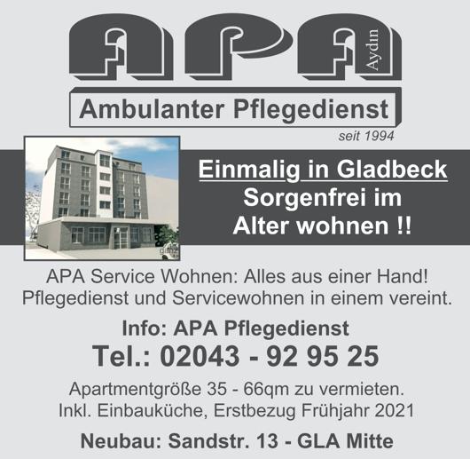 Servicewohnen Gladbeck Mitte